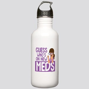 Bob's Burgers Gayle Stainless Water Bottle 1.0L