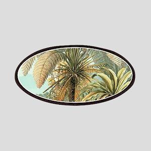 Vintage Tropical Palm Patch