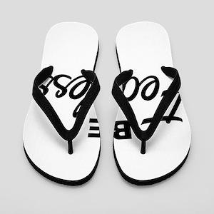 be fearless Flip Flops