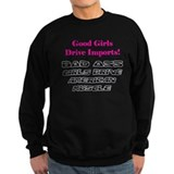 Drag racing Sweatshirt (dark)