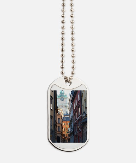 Cute Architecture. Dog Tags