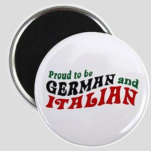 German Italian Magnet