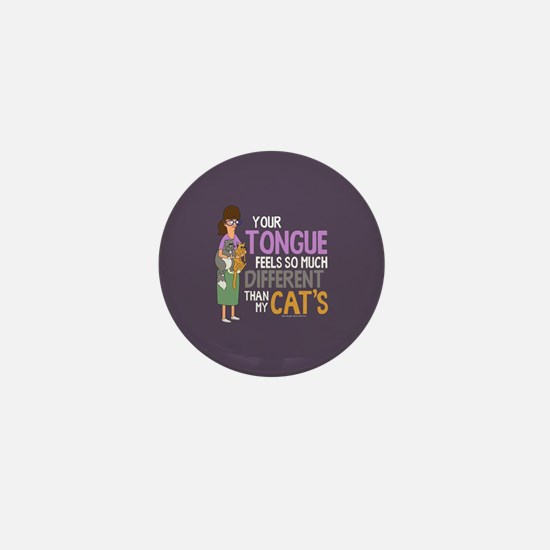 Bob's Burgers Gayle Cats Mini Button