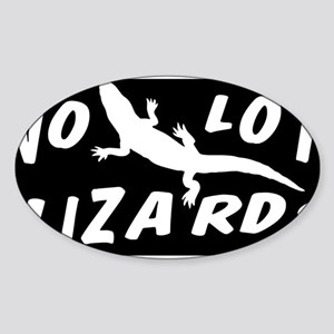 No Lot Lidards Sticker