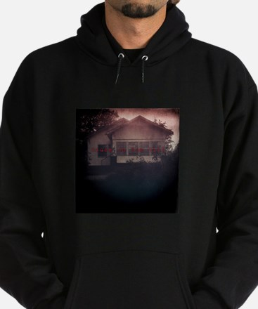 Unique Haunted house Hoodie (dark)