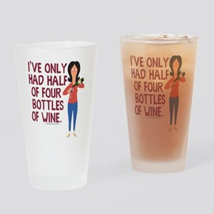 Bob's Burgers Wine Drinking Glass