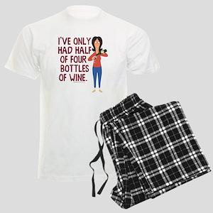 Bob's Burgers Wine Men's Light Pajamas