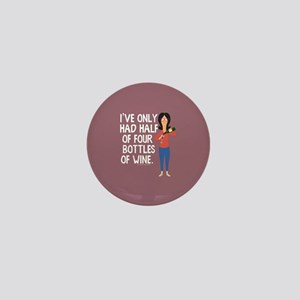 Bob's Burgers Wine Mini Button