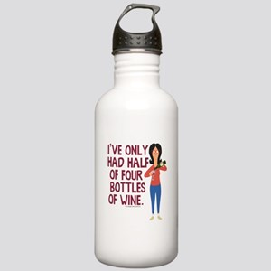 Bob's Burgers Wine Stainless Water Bottle 1.0L