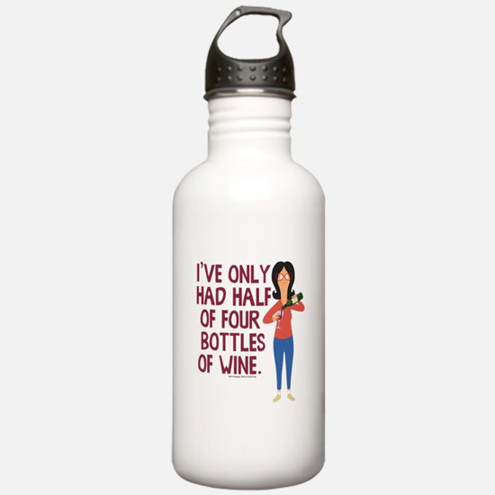 Bob's Burgers Wine Water Bottle