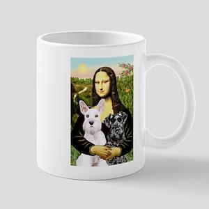 Mona-2 Schnauzers Mug