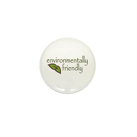 Environmentally Friendly Mini Button (100 pack)