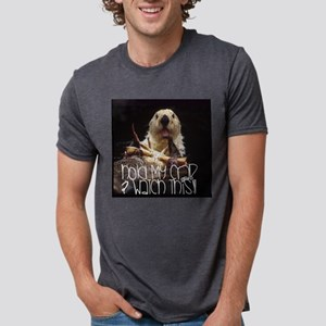 Otter: Hold my crab T-Shirt