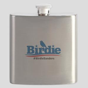 Birdie Sanders Flask