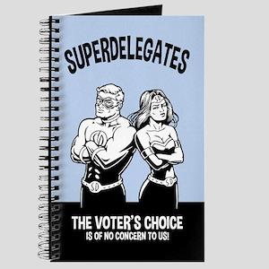 Superdelegates! Journal