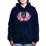 Autism Wings (WC) Women's Hooded Sweatshirt