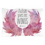 Autism Wings (WC) Pillow Case