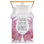 Autism Wings (WC) Twin Duvet