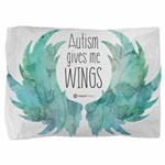 Autism Wings (WC) Pillow Sham