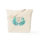 Autism Wings (WC) Tote Bag