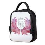 Autism Wings (WC) Neoprene Lunch Bag