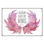 Autism Wings (WC) Banner