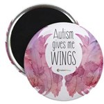 Autism Wings (WC) Magnet