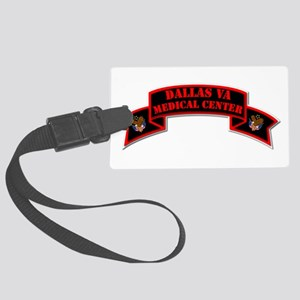 Medical Center - Dallas Large Luggage Tag