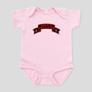 Medical Center - Dallas Infant Bodysuit