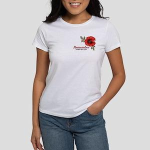 Remember Poppy Women's T-Shirt