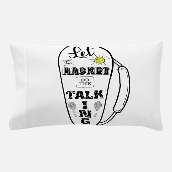 Cute Racquetball Pillow Case