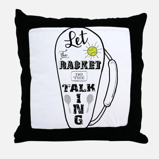 Unique Rafael Throw Pillow