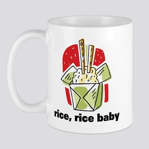 Rice Rice Baby Mug