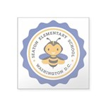 Seaton Square Sticker 3