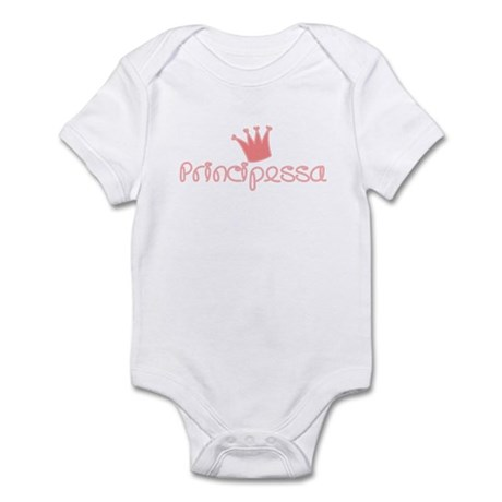 Principessa (PINK) Infant Bodysuit