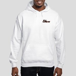 Friday Night Fu Hooded Sweatshirt