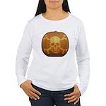 Pirate Halloween Women's Long Sleeve T-Shirt