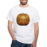 Pirate Halloween White T-Shirt