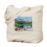 Swiss Beauty Tote Bag