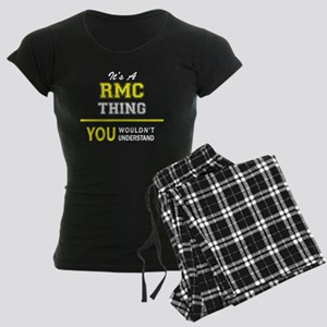 RMC thing, you wouldn't unde Women's Dark Pajamas