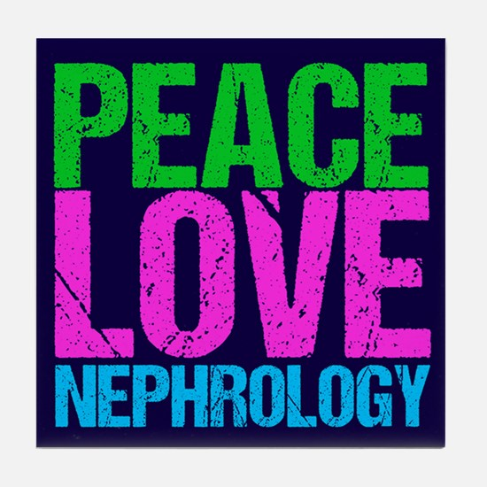 Nephrology Tile Coaster