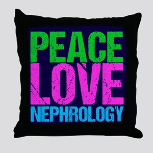 Nephrology Throw Pillow