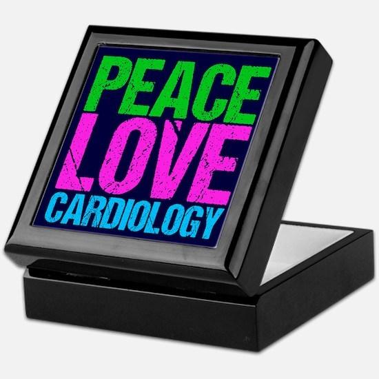 Cardiology Keepsake Box