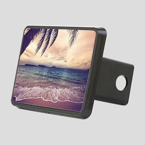 Tropical Beach Hitch Cover