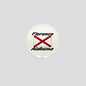 Florence Alabama Mini Button