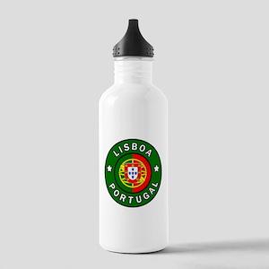 Lisboa Portugal Stainless Water Bottle 1.0L