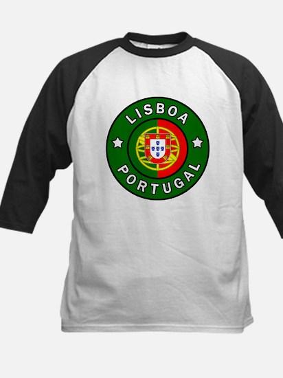 Lisboa Portugal Baseball Jersey