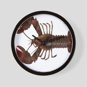 Lobster Wall Clock