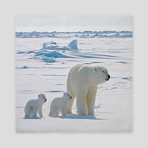 Polar Bears Queen Duvet