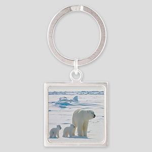 Polar Bears Keychains
